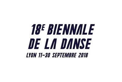 Logo Biennale danse 2018